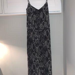 Dresses & Skirts - Snakeskin Jumpsuit